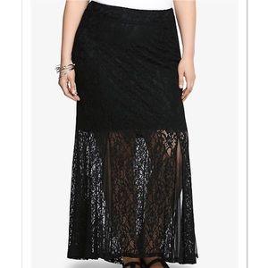 Torrid Maxi Skirt NWT